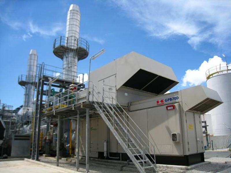 Kawasaki Gas Turbines Cogeneration Plant