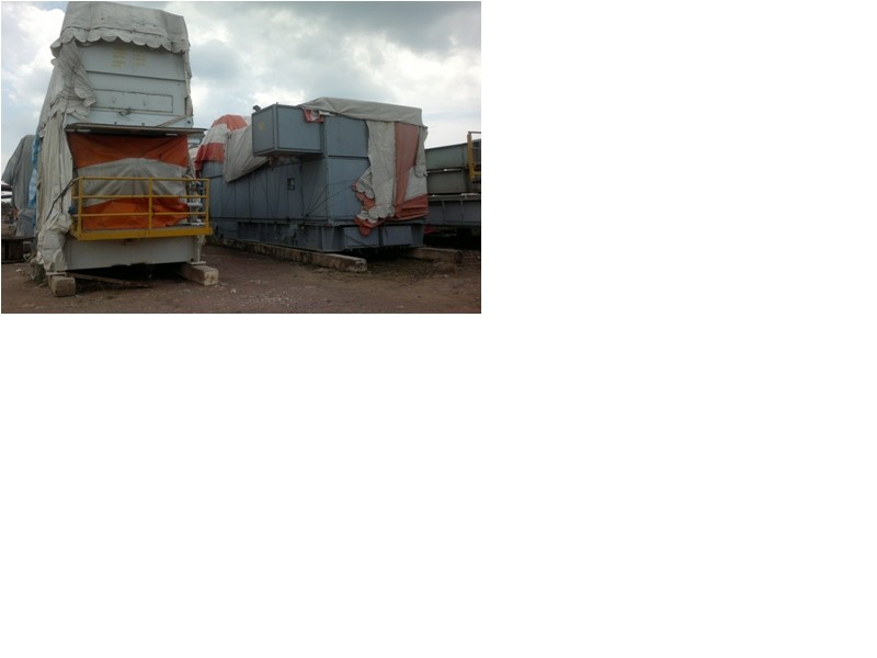 Used FR5PA (MS5001PA) Gas Turbine Generator for Sale