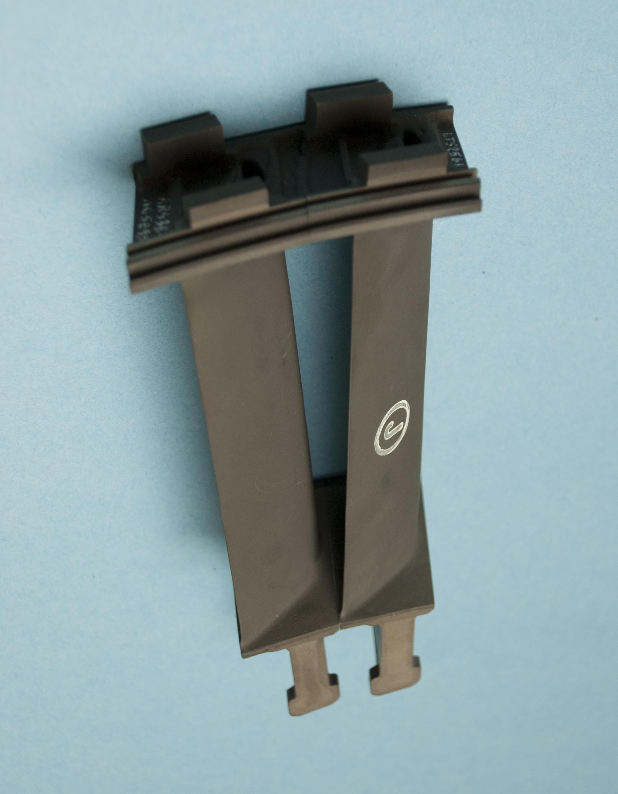 Avon 1533 Intermediate Pressure Nozzle Guide Vanes