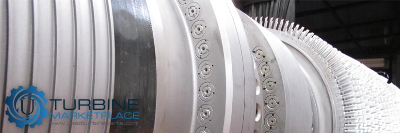 used turbine parts dvd2
